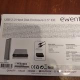 Caja externa disco IDE 2.5 - foto