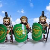 playmobil romanos - foto