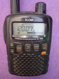 Escaner portatil ICOM IC-R5 - foto