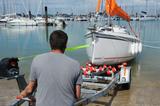 Remolques de barco de todos los tipos - foto