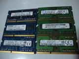 Memorias de 4gb pc3-12800s para portatil - foto