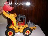 Excavadora de juguete de Playmobil - foto