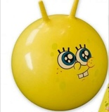 Balon saltarin bob esponja - foto