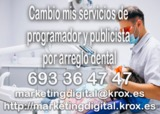 web, publi y redes por labores dentista - foto