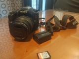 cámara reflex Sony a57 - foto