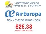 Billetes de aviÓn / tikets - foto