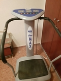 maquina de ejercicio vibratoria - foto