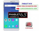 MOVIL TABLET 2 EN 1 CON INTERNET 6.5 PUL - foto
