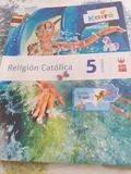 VENDO LIBRO RELIGION 5 PRIMARIA, CON ENVI - foto