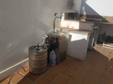 alquiler grifo de cerveza profesional - foto
