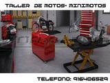 Taller de motos y minimotos en madrid - foto