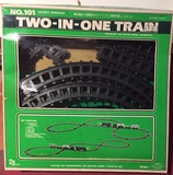 Dos en uno tren - foto