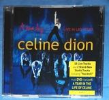 Celine Dion CD+DVD Live in Las Vegas - foto
