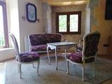 Alquiler conjunto isabelino decoración - foto