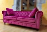 Alquiler sofá Chester decoración - foto