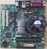 Placa base intel d945gccr e2180 775 - foto