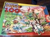 puzzle dinosaurios 100 piezas - foto