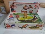 juguete antiguo accesorios big jim - foto