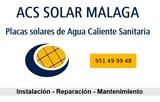 Placas Solares para agua caliente - foto