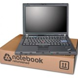 Lenovo ThinkPad T61 - foto