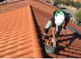 Reformas de tejados goteras y canalones - foto