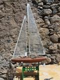 Barco radiocontrol 65cm oceanis - foto