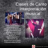 CLASES DE INTERPRETACIÓN MUSICAL - foto