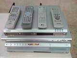 Tres reproductores de dvd - foto