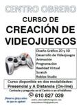 CURSO DE CREACIÓN DE VIDEOJUEGOS - foto