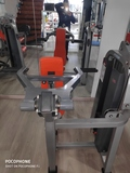 Maquina gimnasio press hombro - foto