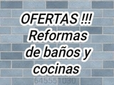 Reformas, Cocinas, Baños, Suelos, Pladur - foto