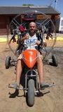 trike paramotor - foto