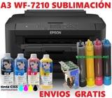 Impresora A3+ sublimación todo instalado - foto