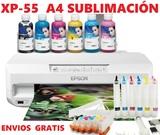 Impresora sublimación A4 todo instalado - foto