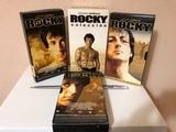 Rocky vhs 25 aniversario - foto