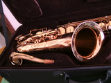 Saxofón tenor handmade mk 2 - foto