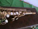 Saxo soprano sonora - foto