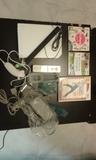 Consola Wii con juegos - foto