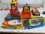 lote juguetes clim - foto