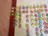 lote de 145 llaveros de sipecusa nuevos - foto