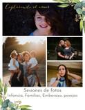 Sesiones de fotos familiar, infancia... - foto