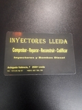 inyectores Lleida - foto