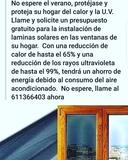 lámina solar para ventanas de tu hogar - foto