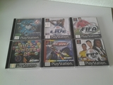 6 juego ps1 ascao no negociable - foto