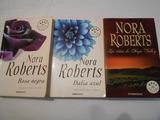3 NOVELAS ROMÁNTICAS DE NORA ROBERTS - foto