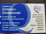 Antenista -Electricista - foto