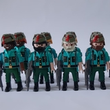 playmobil legionarios - foto