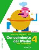 CONOCIMIENTO DEL MEDIO 4 PRIMARIA - foto