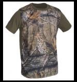 Camiseta camuflaje benisport zorzal - foto