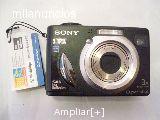 SONY - DSC W 15 digital optica zeiss - foto